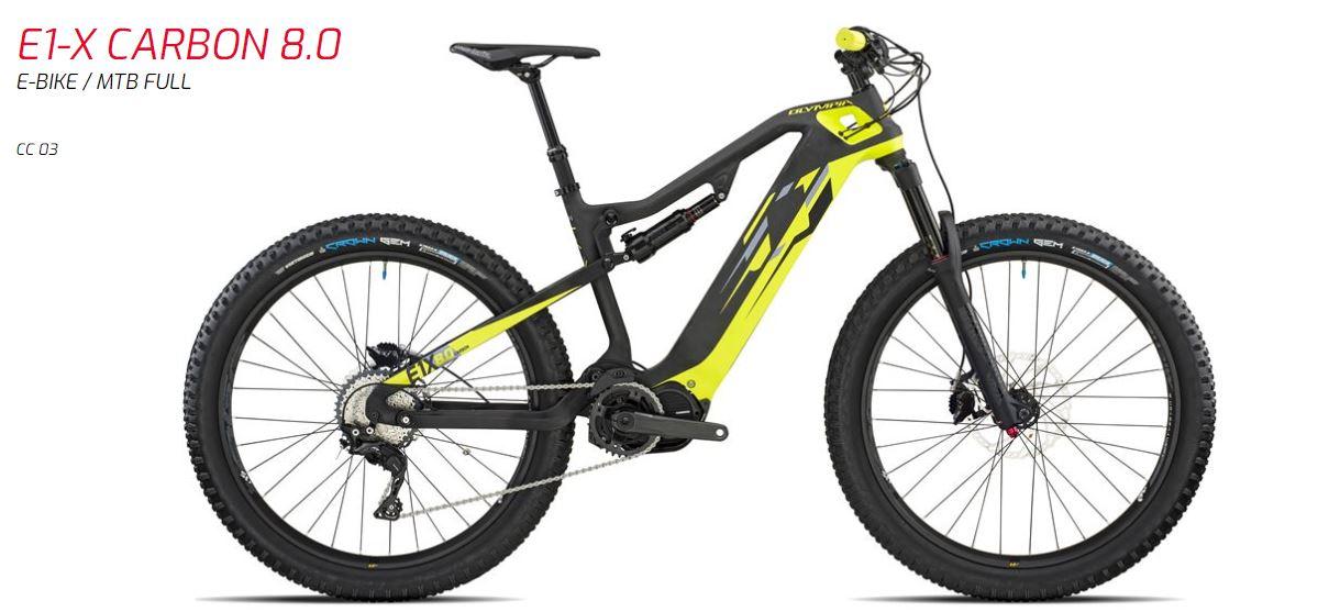 ebike olympia, ktm, fantic, che e bike comprare, batteria litio, che ebike scegliere, motore Bosch, motore Shimano