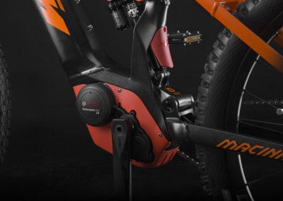 riparaione biciclette, ebike KTM Macina Kapoho