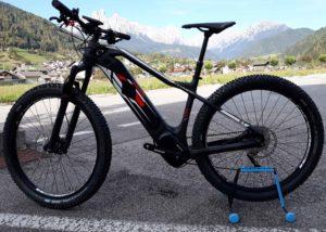 Ebike Olympia E1 Carbon