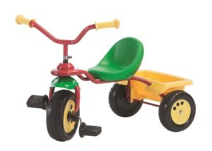 Triciclo Rolly Toys Gaio Due