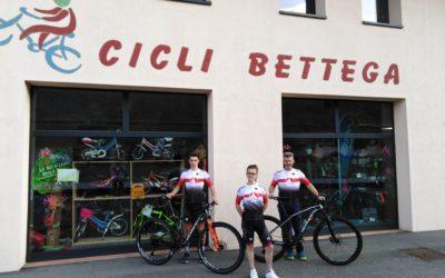 Nuove divise sezione ciclismo