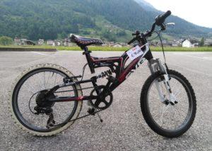 mtb bimbo usato 20 Cicli Bettega Mezzano