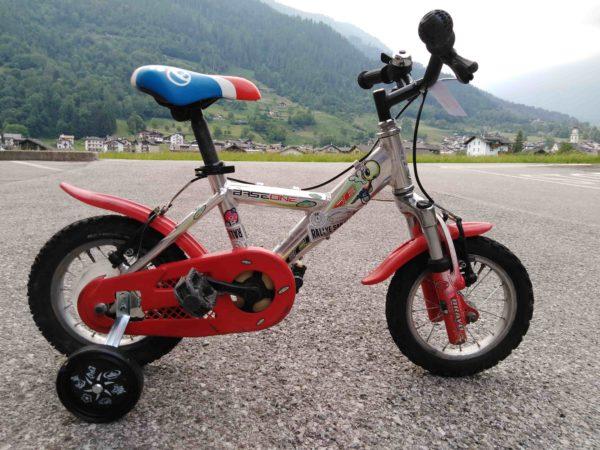 mtb 12 usato Cicli Bettega Mezzano