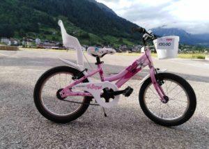 Mtb 16 bambina usato Cicli Bettega Mezzano