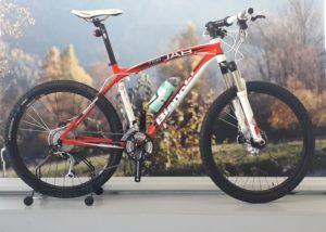 Bianchi JAB 7700 usato Cicli Bettega Mezzano