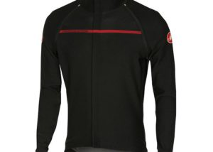 Castelli Jacket Gabba 2 Convertibile Black