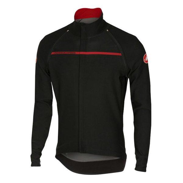 Castelli Jacket Gabba 2 Convertibile Black