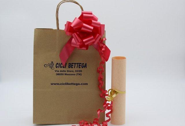 Buoni regalo Cicli Bettega Mezzano