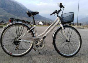 City bike donna usata Cicli Bettega Mezzano