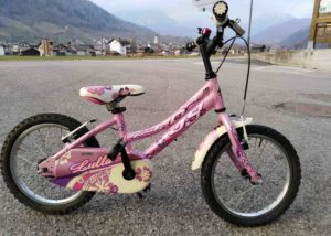 MTb bimbo 16 usato Cicli Bettega Mezzano