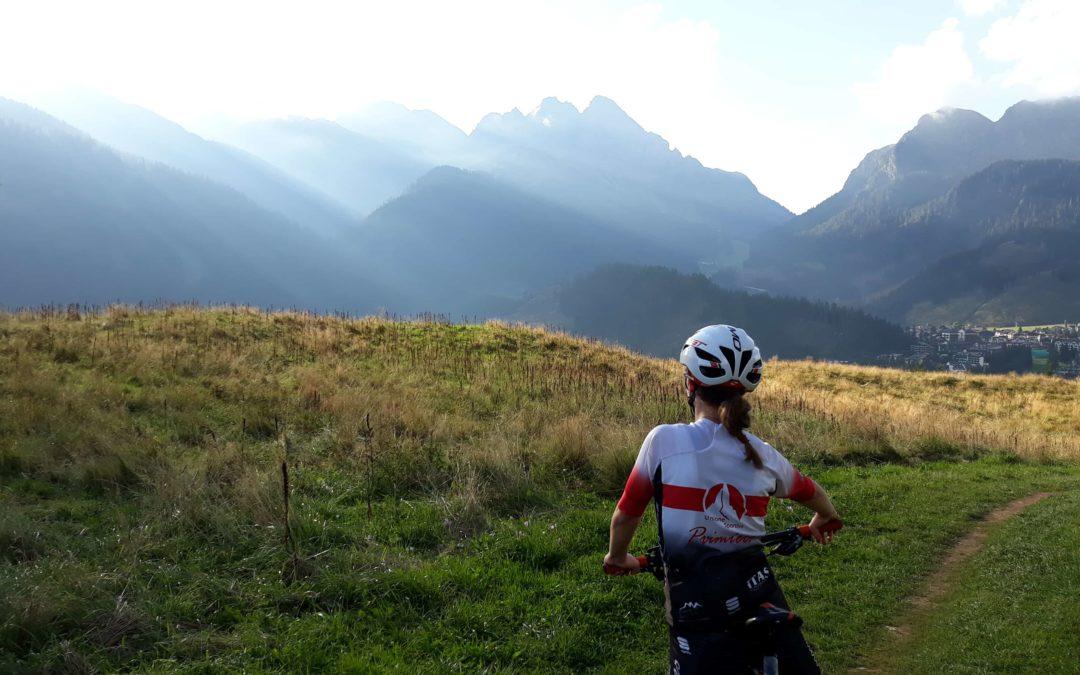 Voglia di pedalare all'aria aperta con Cicli Bettega Mezzano