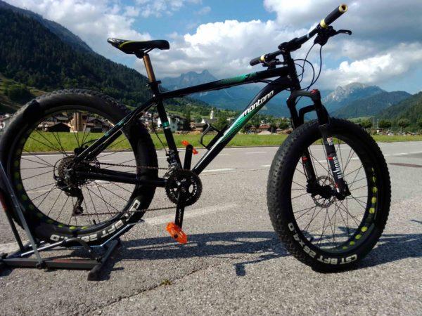 fat bike Montana usata